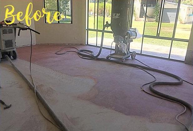 Tile / Vinyl / Carpet / Flooring Removal in Townsville